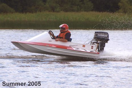 Mini GT Racing Boat For Sale